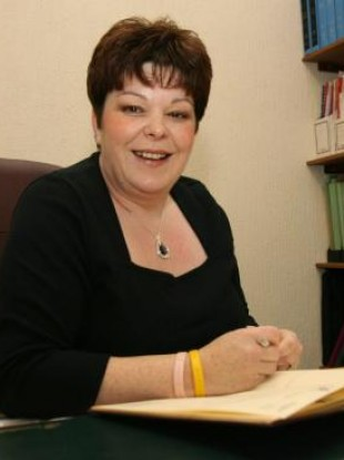 Former Progressive Unionist Party (PUP) member Dawn Purvis resigned over Moffet's murder