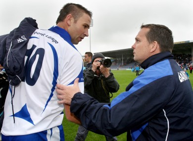 The former Hurler of the Year had a fraught relationship with the Waterford manager