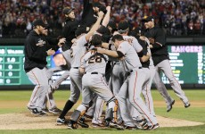 The west's awake as Giants take title back to San Francisco