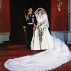 It's going to be hard to outdo the hoopla of Charles and Diana's 1981 wedding but if Kate can get the dressmaker to make the train on her dress an inch or two longer than Diana's, she'll at least beat her into the Guinness Book of World Records.
