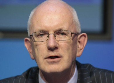 Barry O'Leary Chief Executive of the IDA