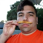 The humble chip is not the most convincing mo' substitute, but it sure does smell good.<span class=