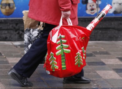 Retail sales will see a dip for December, even taking into account the Christmas shopping rush