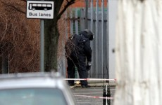 Security alert in north Belfast continues after device found