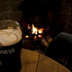 Yes, yes, it's a cliché but come on - Guinness is good for us. Pic: Stéphane Moussie/Flickr<span class=