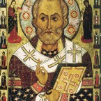 St Nicholas is best known for leaving presents to good girls and boys every December 24. But how did he get that reputation? Well, it has something to do with how he's the patron saint of... prostitutes.