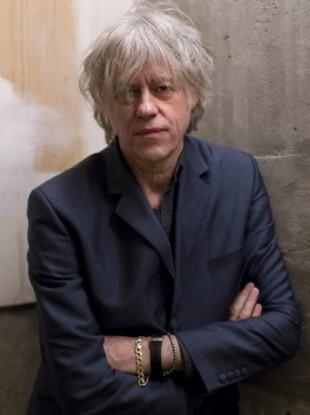 Bob Geldof pictured in Toronto recently