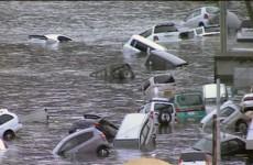 Tsunami centre widens warning to western US coast