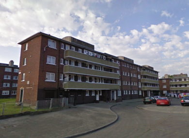 Around 45 per cent of the residents of Dolphin House have respiratory problems, according to a survey undertaken by its residents.