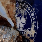 Everton's training ground is demolished this week.