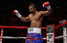 Haye and Wladimir Klitschko set for Hamburg showdown