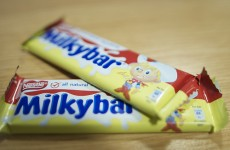 Milkybar chocolates recalled over rubber fears