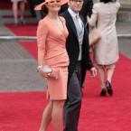 Sweden's Crown Princess Victoria and Prince Daniel.