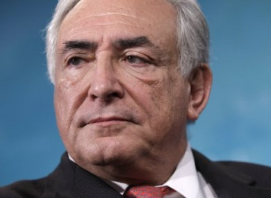 International Monetary Fund (IMF) Managing Director Dominique Strauss-Kahn is being held by NYC police.