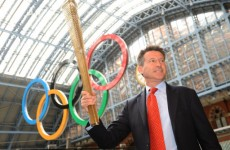 Olympic torch set for Ireland, as officials on the brink of agreement