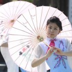 Jiao Xu pictured in the