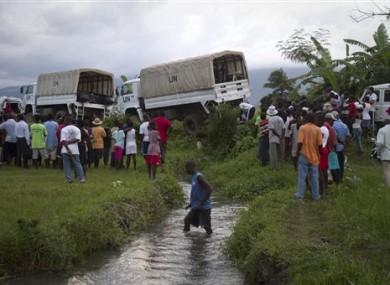 Senior dating group in haiti a road