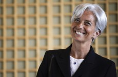 Closing date for applications as Christine Lagarde still favourite to head the IMF