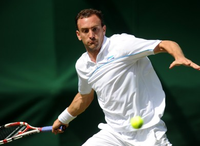 Niland was unlucky to lose out after an intense five-set affair.