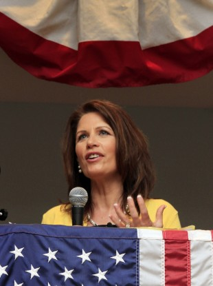Republican congresswoman Michelle Bachmann