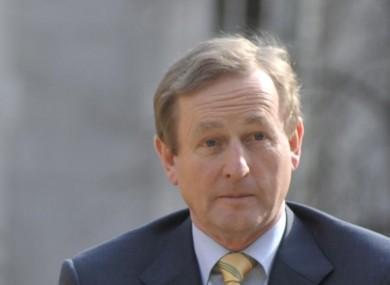 The Taoiseach said Riverdance makes him tear up