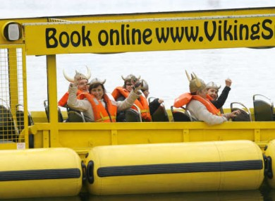 The Viking Splash Tour is among the recommendations on the CNN list