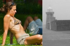 Britain prepares for a heatwave…as Ireland gets its woollies on
