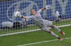 In pictures: the life of American soccer's newest superstar, Hope Solo