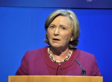 Frances Fitzgerald has insisted that there will be no exemption for priests in new laws which make it an offence not to report a crime.