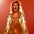 Celine Dion in concert in Earls Court in London in 1997. Pic: Simon Meaker/EMPICS Entertainment