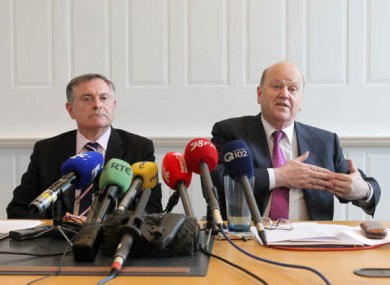 Minister for Public Expenditure Brendan Howlin's comprehensive review on expenditure will be key to what decisions the Department of Finance's make ahead of Budget 2012