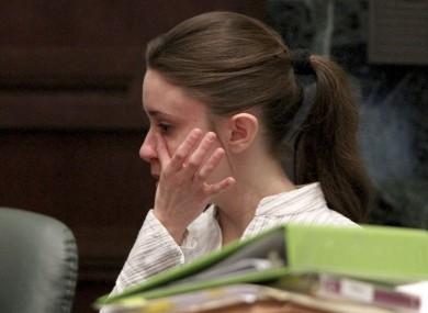 anthony crying Casey
