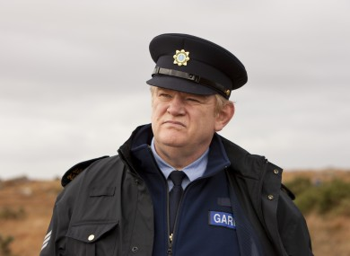 Brendan Gleeson as Sgt Gerry Boyle