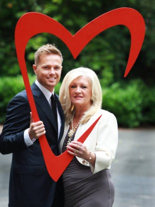 Westlife's Nicky Byrne launches new IHF heart attack campaign.