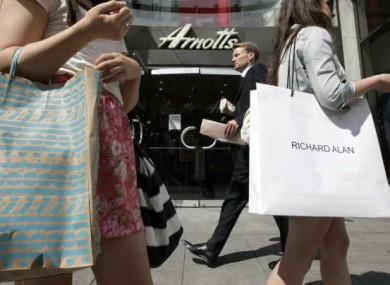 Aggressive price cuts from retailers failed to attract many shoppers in July.
