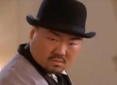 Joe Son as Random Task in the 1997 Austin Powers hit.