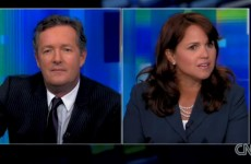 Watch: Christine O'Donnell walks off interview with Piers Morgan