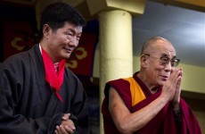 New Tibetan leader sworn in as prime minister