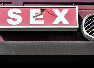 Sex sells - Ruhama says prostitution is violence against women which violates their human rights.