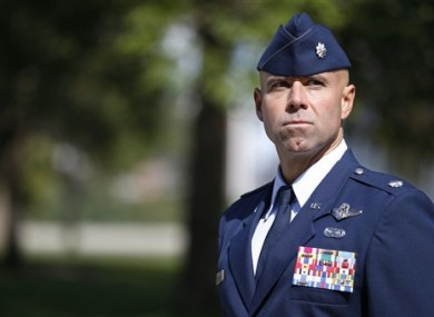 Lt. Col. Victor Fehrenbach announced he was gay on national TV in 2009 after the Air Force started discharge proceedings against him.