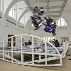 Wang Du, Le Berceau (The Cradle), 2007. Courtesy of Galerie Laurent Godin