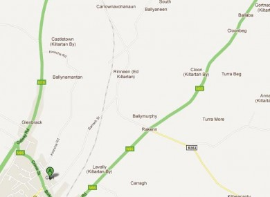 The diver went missing in a cave north of Gort in Co Galway