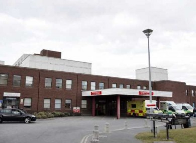 Beaumont Hospital has the largest waiting list with 662 people waiting on colonoscopies.