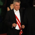 President Heinz Fischer largely has a ceremonial role. Salary: €323,350 GDP: €544,716bn