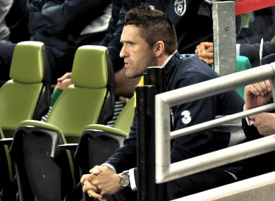 Keane has scored 51 goals in 112 appearances for Ireland.
