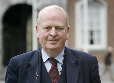 Michael McDowell [File photo]