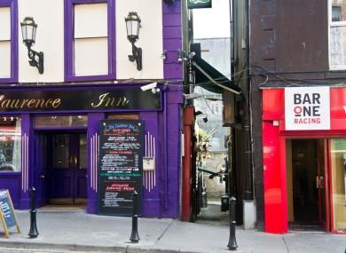 Shops in Drogheda town centre