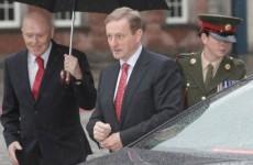 In full: Taoiseach Enda Kenny's speech at Presidential inauguration