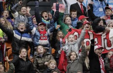 WATCH: 22,000 schoolkids see Ajax knocked out of KNVB Cup