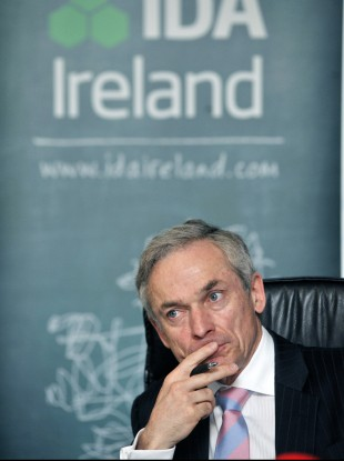 Minister for Jobs, Enterprise and Innovation Richard Bruton